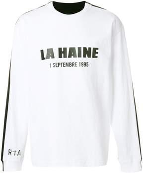 RtA La Haine sweatshirt