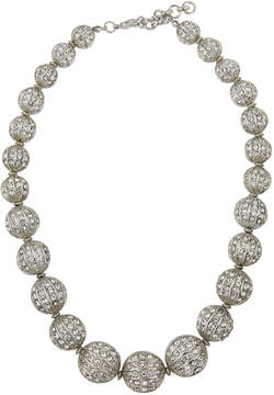 Fragments for Neiman Marcus Graduating Crystal Ball Necklace