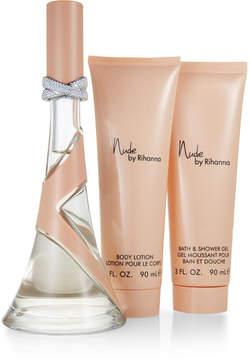 Rihanna Nude 3-Piece Fragrance Gift Set