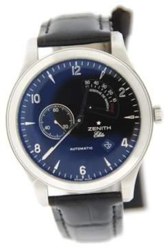 Zenith 03.0520.685 Grande Class Reserve De Marche Stainless Steel Watch