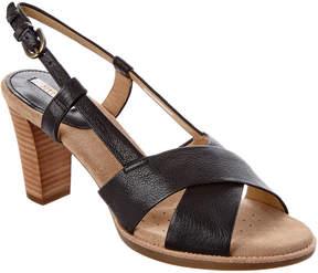 Geox Callie Leather Sandal