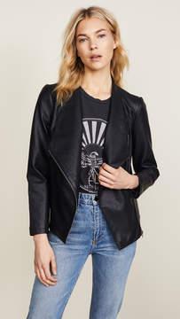 BB Dakota Johanna Vegan Leather Jacket