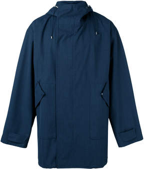 E. Tautz Field hooded jacket