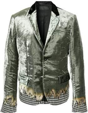 Haider Ackermann gradient print blazer