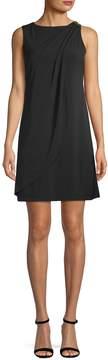 Donna Ricco Women's Layered Mini Dress