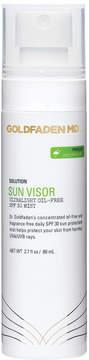 Goldfaden Sun Visor SPF 30