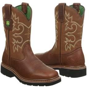 John Deere Kids' Pull On Cowboy Boot Toddler/Preschool