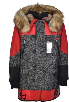 Junya Watanabe Comme Des Garcons The North Face Parka