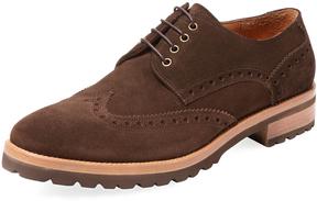 Gordon Rush Men's Wingtip Derby Shoe