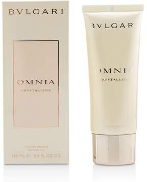 Bvlgari Omnia Crystalline Shower Oil