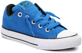 Converse Boys Chuck Taylor All Star Street Slip Toddler & Youth Slip