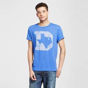 Awake Men's Texas D State T-Shirt - Blue