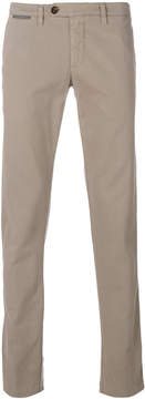 Eleventy classic fitted jeans