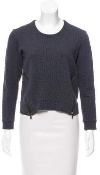 Generation Love Textured Knit Top