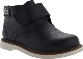 Lacoste Unisex Infant Sherbrook HI SB Boot Navy Leather Size 9 M