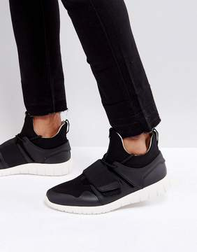 Call it SPRING Messi Strap Sneakers In Black
