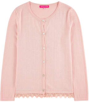 Derhy Kids Cardigan with lace