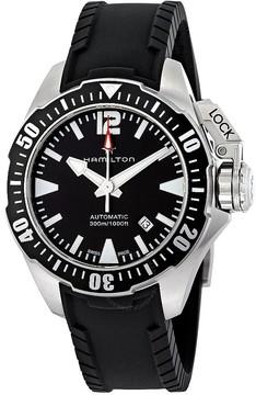 Hamilton Khaki Navy Frogman Automatic Men's Watch