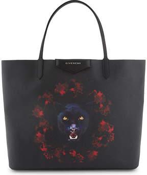 Givenchy Antigona jaguar large leather shopper