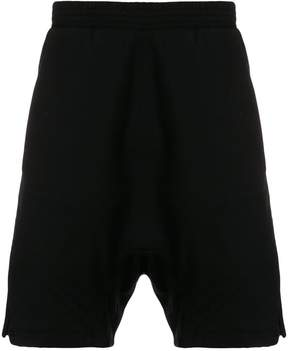 11 By Boris Bidjan Saberi track loose shorts