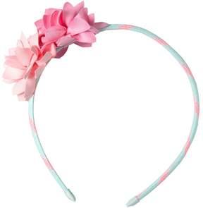 Osh Kosh Baby Girl Plume Striped Headband