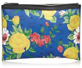 MCM Pre-owned: Paradiso Clutch Bag.