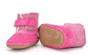 Robeez Baby Girls Newborn-24 Months Galway Cozy Bootie Shoes