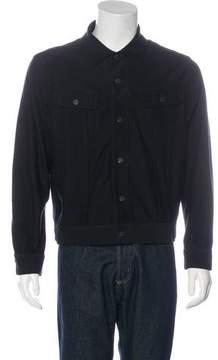 Ralph Lauren Black Label Denim Button-Up Jacket