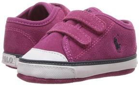 Polo Ralph Lauren Camden EZ Girl's Shoes