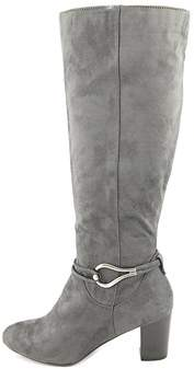 Karen Scott Womens Gaffar Closed Toe Knee High Fashion Boots.