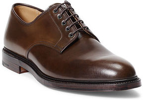 Ralph Lauren Marlow Cordovan Blucher Shoe