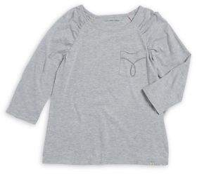 Calvin Klein Jeans Girl's Omega Knit Top