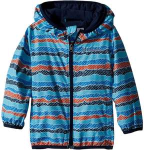 Columbia Kids Mini Pixel Grabbertm II Wind Jacket Boy's Coat