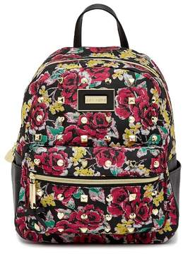 Betsey Johnson Print Pattern Backpack