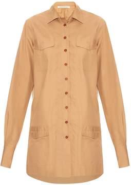 DAY Birger et Mikkelsen MAFALDA VON HESSEN Safari cotton dress