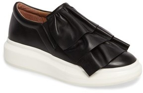 Linea Paolo Women's Lolo Ruffle Slip-On