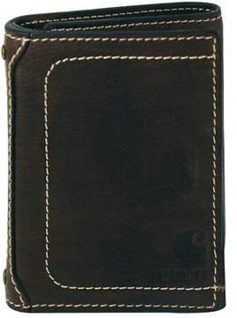 Carhartt Men's Trifold Wallet Pebble