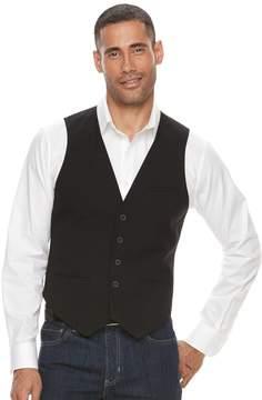 Apt. 9 Big & Tall Modern-Fit Woven Vest