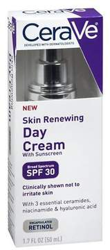 CeraVe Skin Renewing Day Cream SPF 30