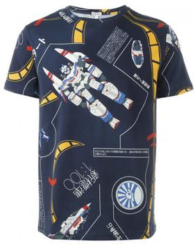 Loewe 'Poly Galaxy' T-shirt