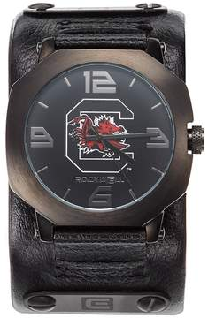 Rockwell Kohl's South Carolina Gamecocks Assassin Leather Watch - Men