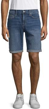 Joe's Jeans Men's Frayed Denim Shorts