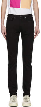 Paul Smith Black Slim Stretch Jeans