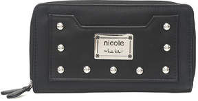 Nicole Miller Nicole By Sydney Zip Around Wallet