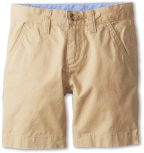 Lacoste Kids - Cotton Gabardine Bermuda Short Boy's Shorts