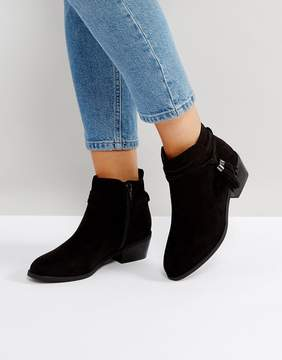 Head Over Heels by Dune Tassel Petraa Ankle Boots