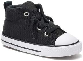 Converse Toddler Boys' Chuck Taylor All Star Street Mid Sneakers