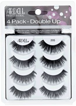 Ardell Double Up 4 Pack #205 Lashes