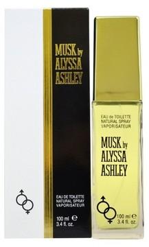 Alyssa Ashley Musk by Alyssa Ashley Eau de Toilette Women's Spray Perfume - 3.4 fl oz