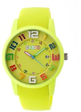 Crayo Festival Collection CR2002 Unisex Watch